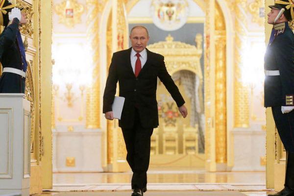 Putin strateji vəzifələri müəyyən etdi