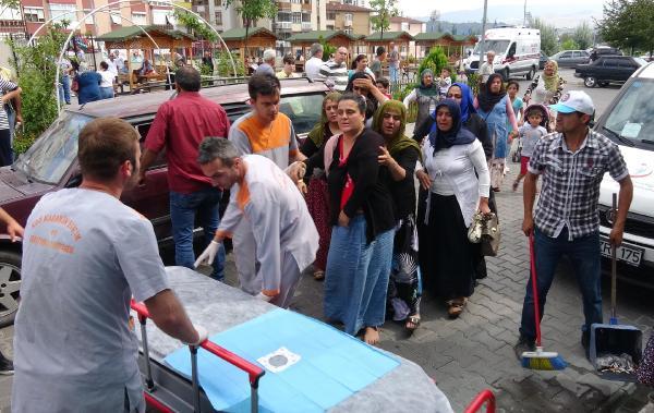 Türkiyədə 2 ailə arasında silahlı dava 15 nəfərin yaralanması ilə nəticələndi