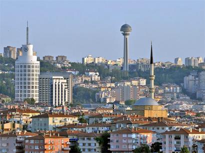Ankarada ABŞ səfirliyinin yerləşdiyi küçəyə bu ad verildi