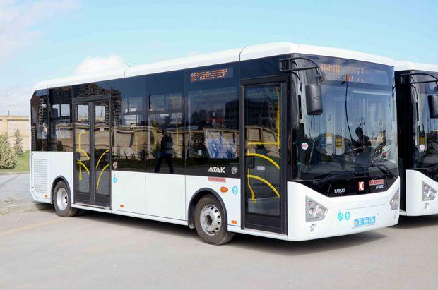 Avtobuslar yenilənir