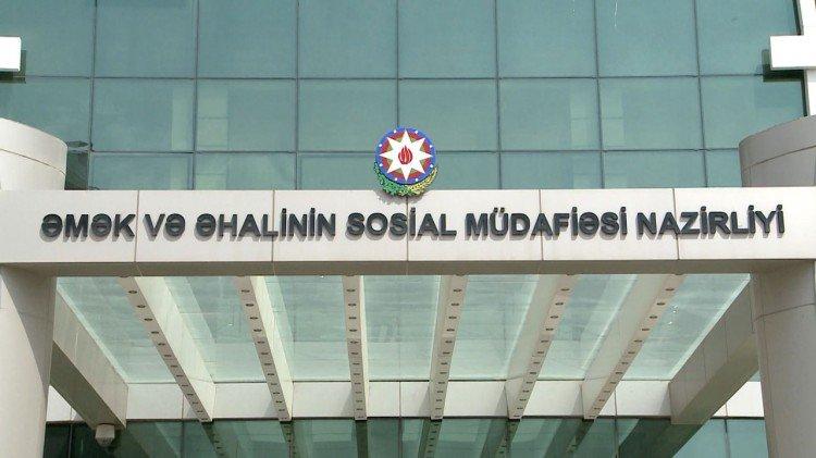 Əmək və Sosial Müdafiə Nazirliyinə 15,2 milyon manat ayrıldı