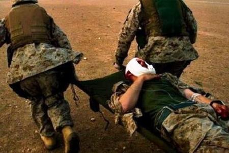 Daha bir erməni hərbçisi yaralandı