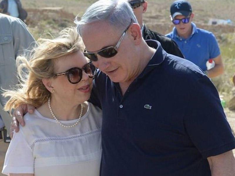 İsrailin birinci xanımına qarşı cinayət işi başlana bilər