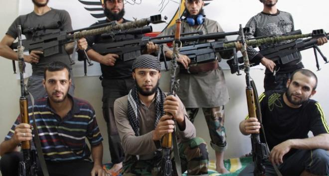 Suriyada İŞİD-çı qalmadı