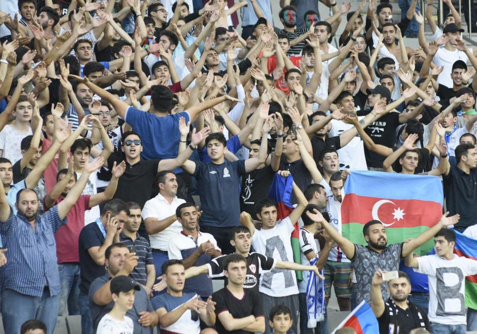 """""""Qarabağ""""-""""Kopenhagen"""" oyunu başa çatdı: 1-0"""