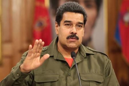 Venesuela Prezidentini medaldan məhrum etdilər!