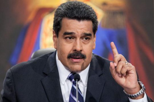 Maduro öldürülmək ehtimalının olduğunu iddia edir