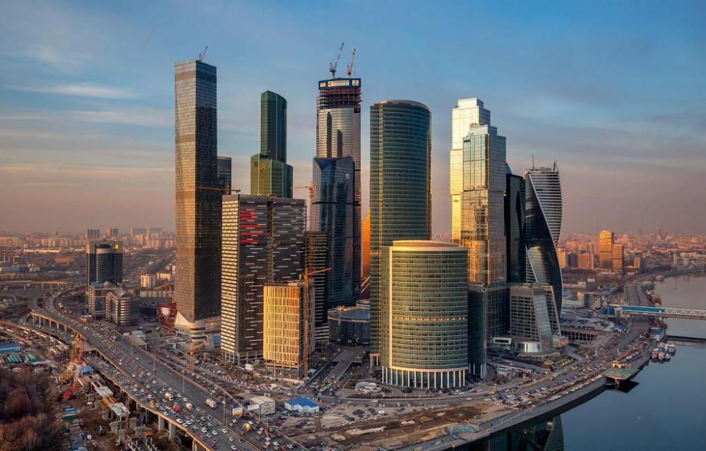 Moskvada Avropanın ən hündür binasının inşası bu il başa çatdırılacaq