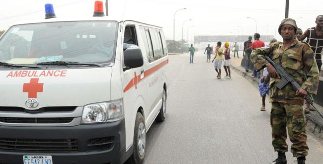 Kilsədə atışma nəticəsində 12 nəfər ölüb