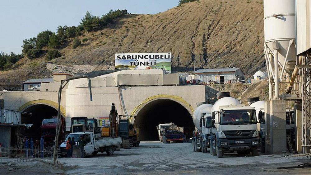 2530 metr uzunluğunda yeni tunel istifadəyə veriləcək