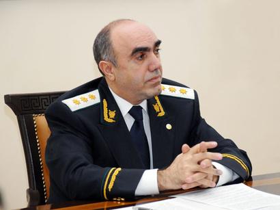 Şəmkir prokurorundan Prezidentə və Zakir Qaralova şikayət