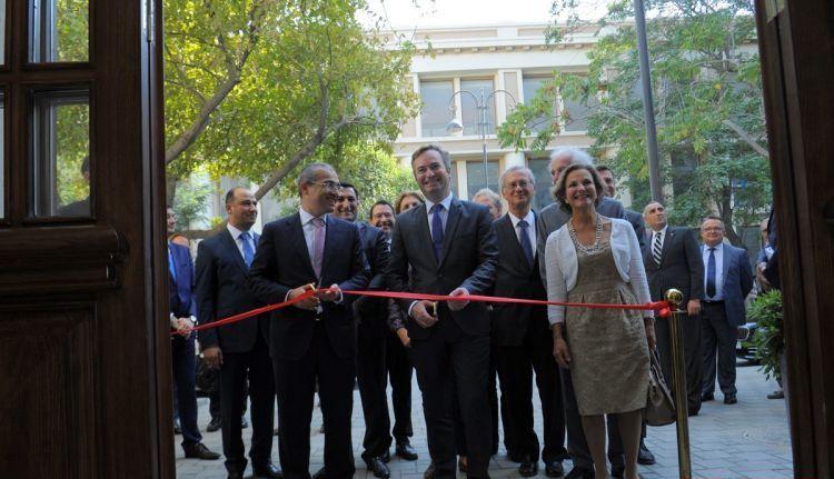 Fransız-Azərbaycan Universitetinin yeni binasının açılışı oldu