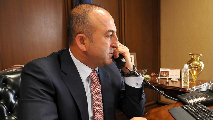 Türkiyə İranla müzakirə apardı –