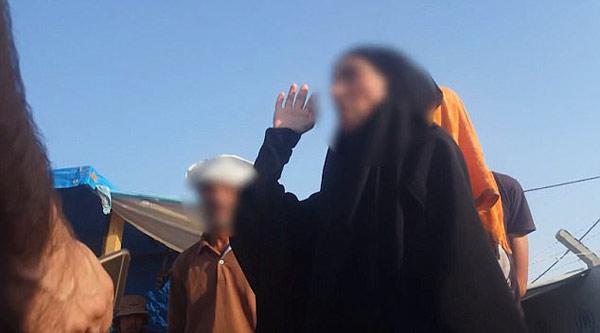 İŞİD-in gəlin düşərgəsində azərbaycanlı qadınlar…