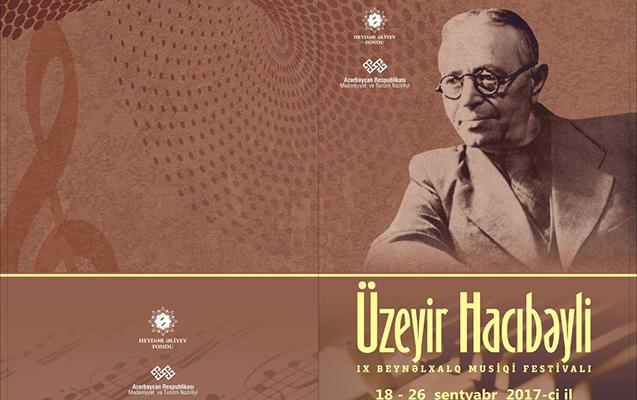 Üzeyir Hacıbəyli adına festival keçiriləcək