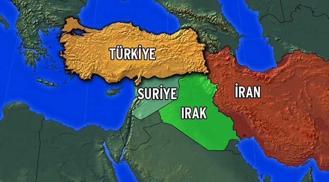 Ankara-Tehran-Bağdad birgə bəyanatla çıxış edib