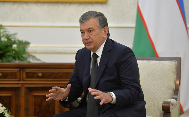 mirziyayev