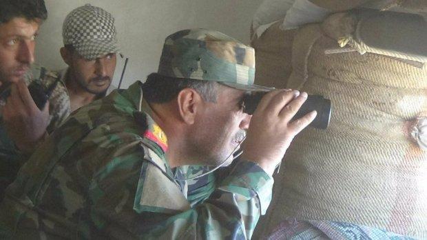 General Muradov İŞİD-i darmadağın edir –