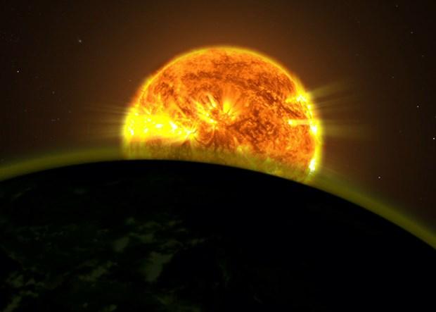 Nəhəng planet kəşf edildi –