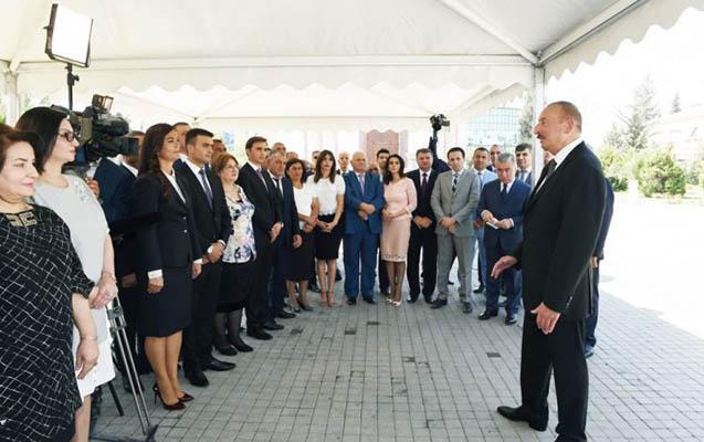"""""""Azərbaycan öz hesabına yaşayan ölkələrdəndir"""" –"""