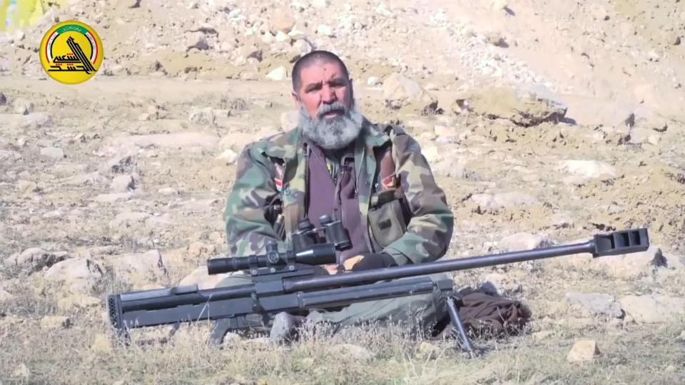 """İŞİD ovçusu"" öldürüldü"