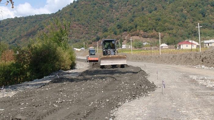 Yevlax-Zaqatala-Gürcüstan yolunun əsaslı təmir olunması zərurəti yaranıb