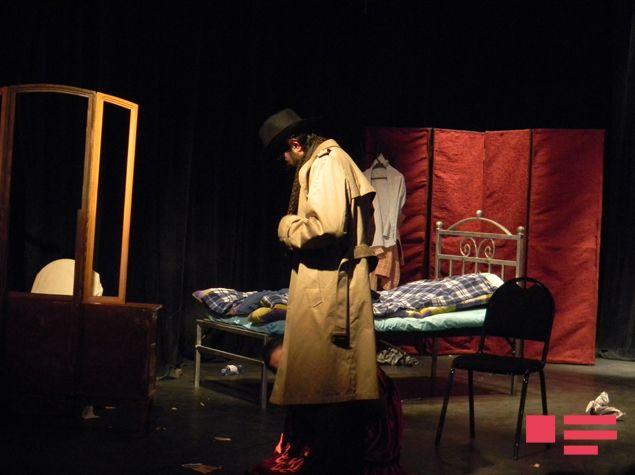 Tbilisi Azərbaycan Dövlət Dram Teatrında yeni tamaşanın təqdimatı olub