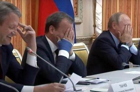Rus nazirdən Putini utandıran açıqlama…