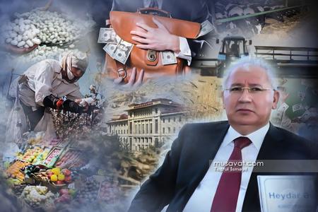 Heydər Əsədov aqrar sektoru batırır