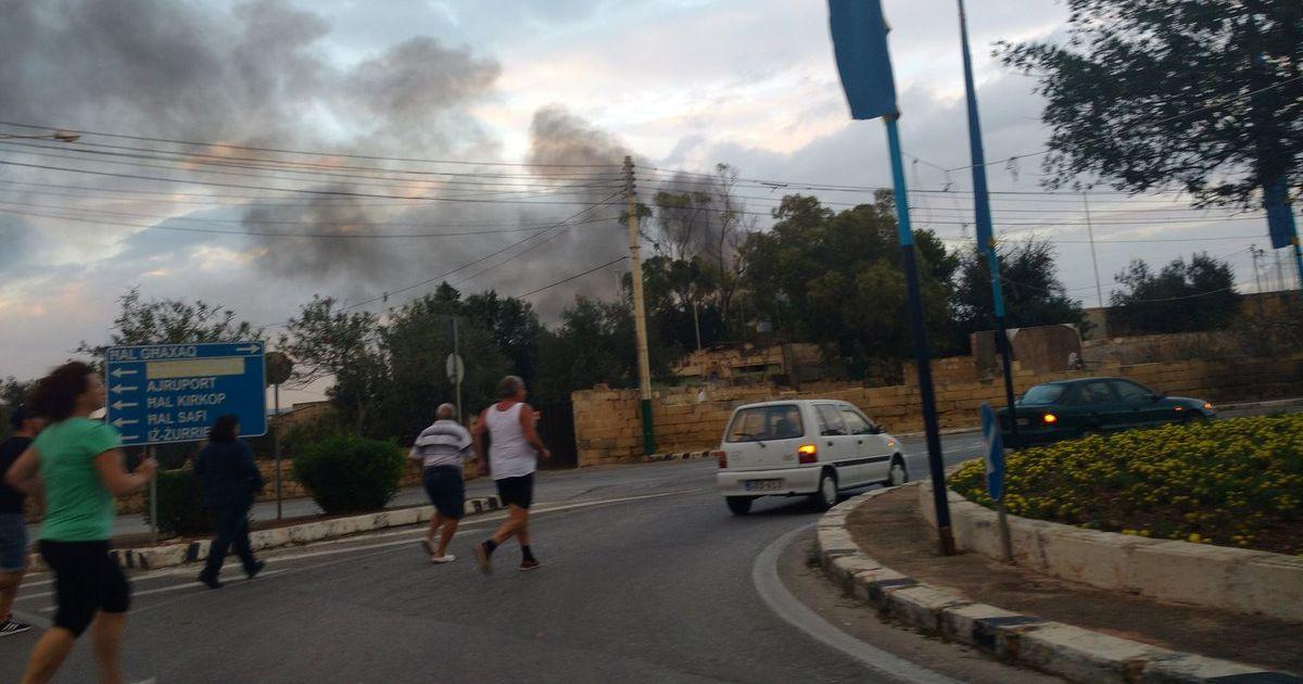 Maltada jurnalist avtomobil partlayışı nəticəsində ölüb
