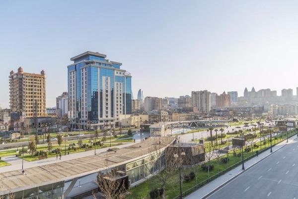 Bakıdakı bu məşhur hoteldə Azərbaycan musiqisi