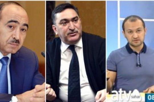 """""""Ümummilli liderin tərəfdaşlarını təhqir edənlər ATV-dən qovuldu"""""""