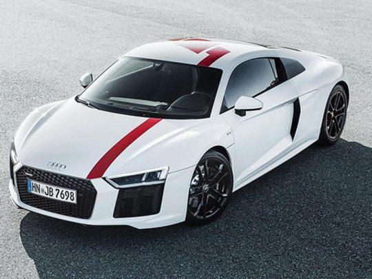 """""""Audi"""" yeni avtomobilini təqdim etdi"""