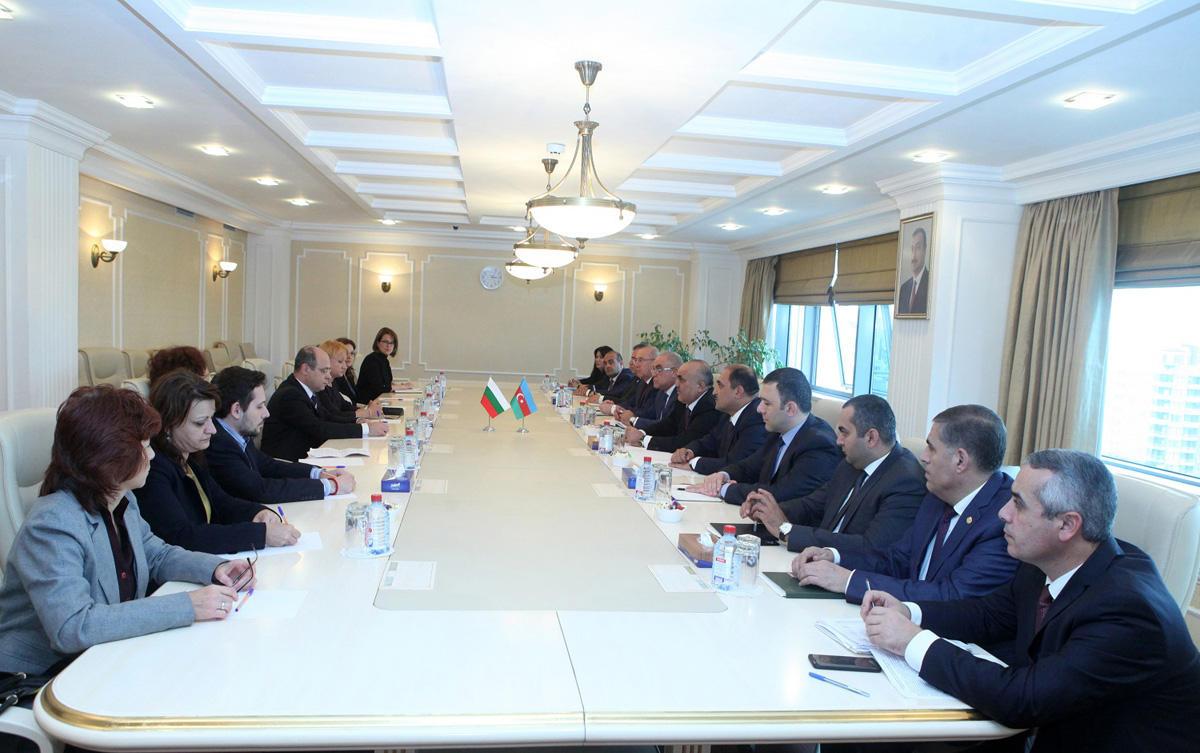 Azərbaycanla Bolqarıstan arasında sosial təminat haqqında saziş layihəsi müzakirə olunub