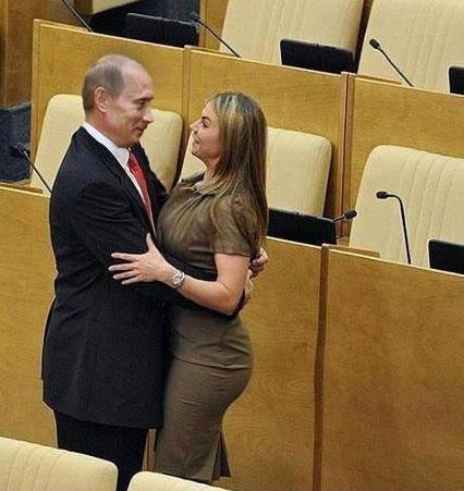 Putinlə gizli eşq yaşanan Alina Kabayevaöz