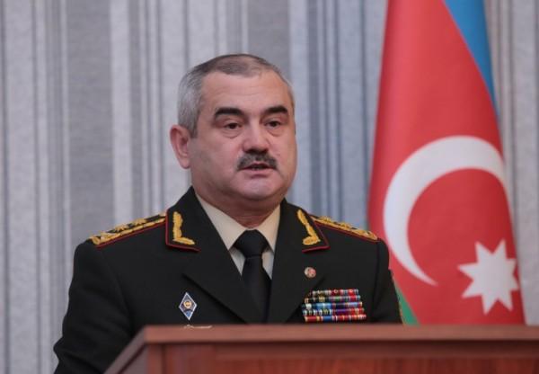 Arzu Rəhimov polkovniki özünə müavin təyin etdi
