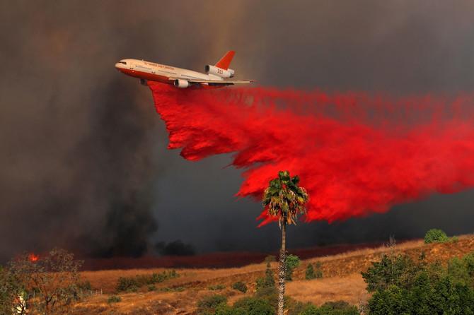 Kaliforniyada meşə yanğınları zamanı ölənlərin sayı 13 nəfərə çatıb