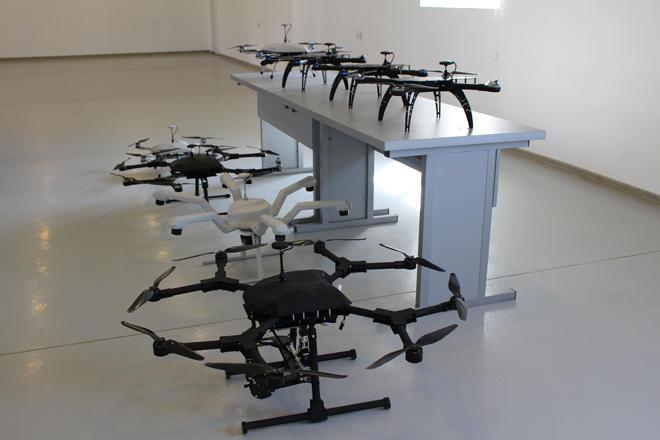 Pilotsuz uçan aparatların istehsalı işi təkmilləşdirilib