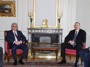 İlham Əliyev Serj Sərkisyanla görüşəcək