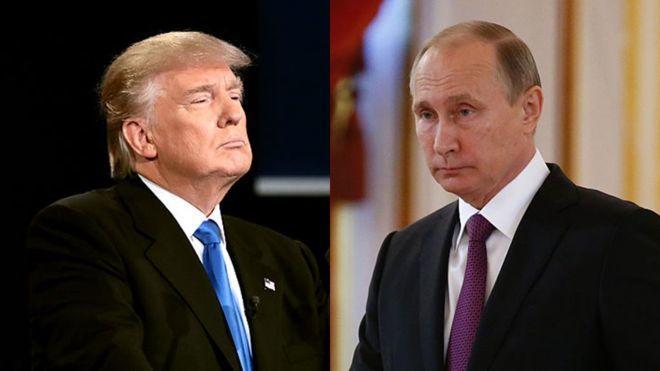 Putindən Trampa: