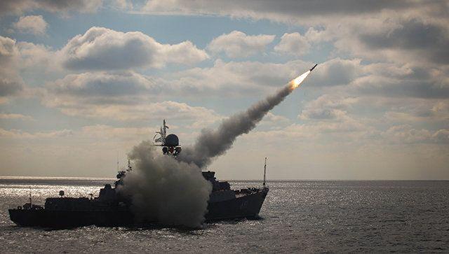 Rusiyanın Xəzər Donanması antiterror təlimləri keçirib