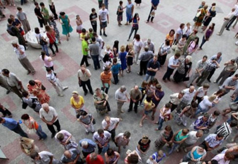 Rusiya əhalisinin sayı 14 milyon azalacaq