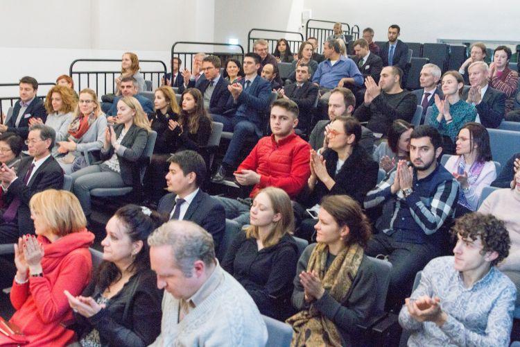 Litvada Azərbaycan filminin təqdimatı olub