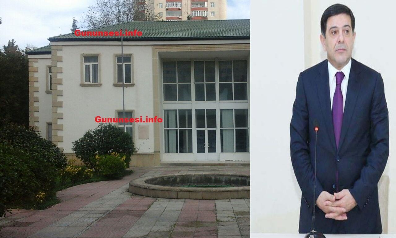 Xaləddin İsgəndərov YAP-ın binasını satdı-
