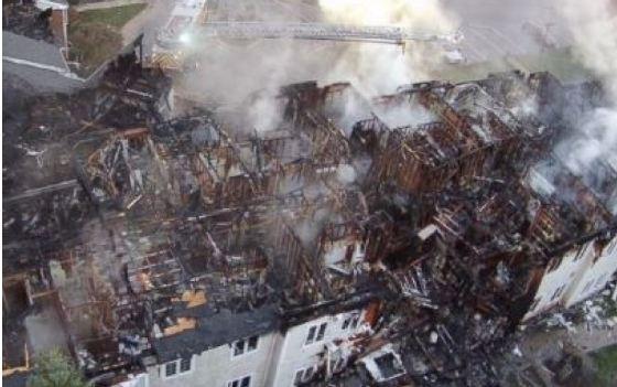 ABŞ-da qocalar evində baş vermiş yanğın nəticəsində 27 nəfər xəsarət alıb