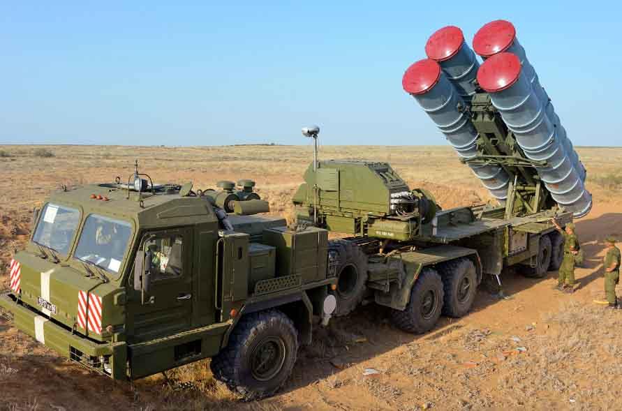 Türkiyə Rusiydaan S-400 zenit-raket kompleksləri alıb