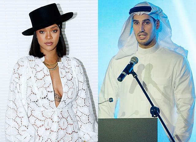 Rihanna ərəbə ərə gedir