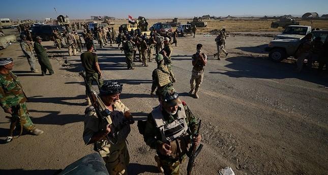 İraq terrorçuları orduya daxil etdi