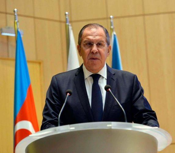 Lavrov: Rusiya Ukrayna ilə müharibə aparmayacaq, söz veririrəm