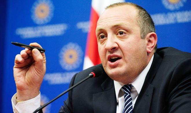 Marqvelaşvili Əliyevi Gürcüstana dəvət etdi